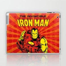 IronMan 2 Laptop & iPad Skin