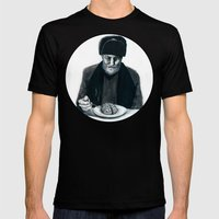 Recipe For Survival Mens Fitted Tee Black SMALL