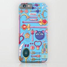 Magical Arsenal Blue iPhone 6 Slim Case