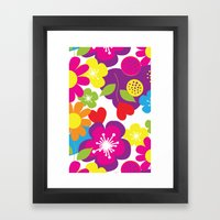 Sunshine Framed Art Print