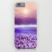 iPhone Cases featuring Spring energy II by Viviana Gonzalez