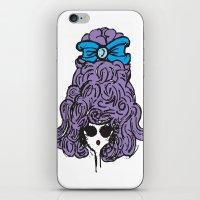 Bow Peep iPhone & iPod Skin