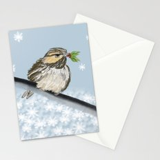 A little something for you.  Stationery Cards