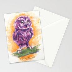 Cute Lil' Ol' Owl Stationery Cards