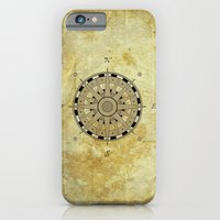 iPhone & iPod Case featuring Compass Rose by Natasha Alexandra Englehardt