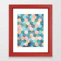 Child's Play 2 - Hexagon… Framed Art Print
