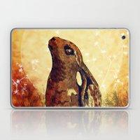 Moonstruck Hare Laptop & iPad Skin