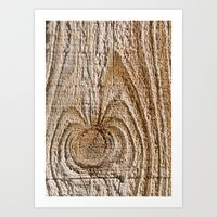 Feeling Knotty Art Print