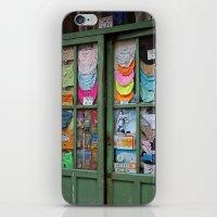 Knicker Art iPhone & iPod Skin