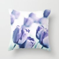 Spring Love II Throw Pillow