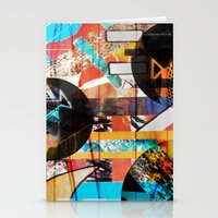 Lights and Sounds Stationery Cards