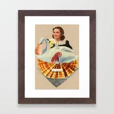 Aorta Framed Art Print
