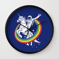 Epic Combo #23 Wall Clock