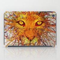 Lion Drip iPad Case
