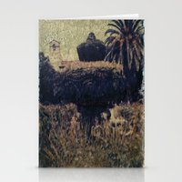 Mission Fountain Stationery Cards