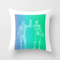 Gimme 5 Throw Pillow