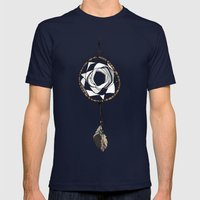 Dream Catcher Only Mens Fitted Tee Navy SMALL