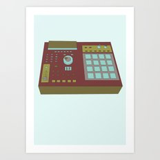 MPC 2000XL  Art Print
