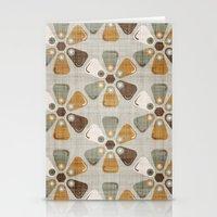 MCM Tile Stationery Cards