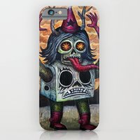 The Blood of Cain iPhone 6 Slim Case