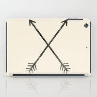Arrows iPad Case