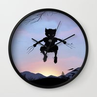 Wolverine Kid Wall Clock