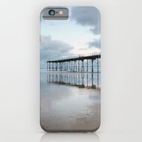 iPhone & iPod Case featuring Saltburn by the Sea by Best Light Images