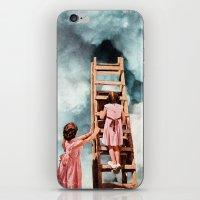 ESCAPE ROUTE iPhone & iPod Skin