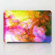 Mixed Inks iPad Case