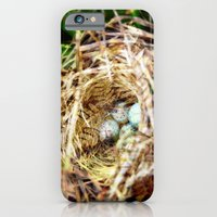 Birds :: Our Nest iPhone 6 Slim Case