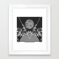 SIRKA Framed Art Print