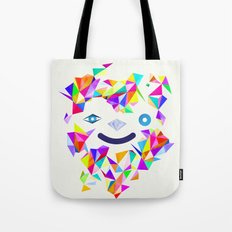 Chromatic character  Tote Bag