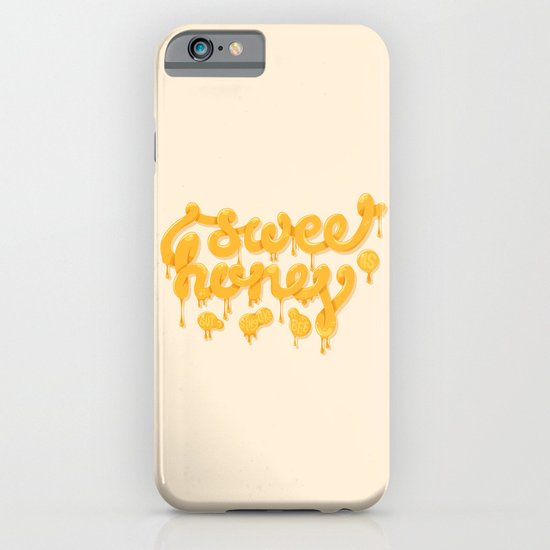 Sweet as honey iPhone & iPod Case