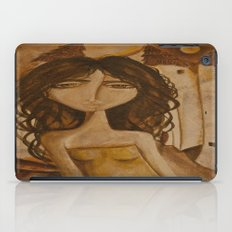 Moon Girl iPad Case