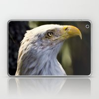 Proud Bald Eagle Laptop & iPad Skin