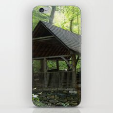 The Woodshed iPhone & iPod Skin