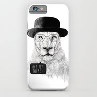 iPhone & iPod Case featuring Say my name by Balazs Solti