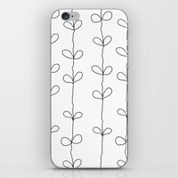 Branch Pattern iPhone & iPod Skin