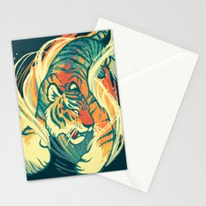 Astral Tiger Stationery Cards