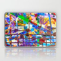 Frank (Goldberg Variations #10) Laptop & iPad Skin
