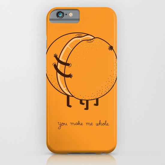 My better half iPhone & iPod Case