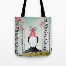 VIAJERA ESPACIAL // JUNO  Tote Bag