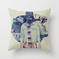 LVIV Throw Pillow