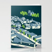 Aerial view of Guelph Stationery Cards