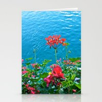 Chapel Bridge Flowers Stationery Cards