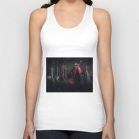 Little Miss Red Riding H… Unisex Tank Top