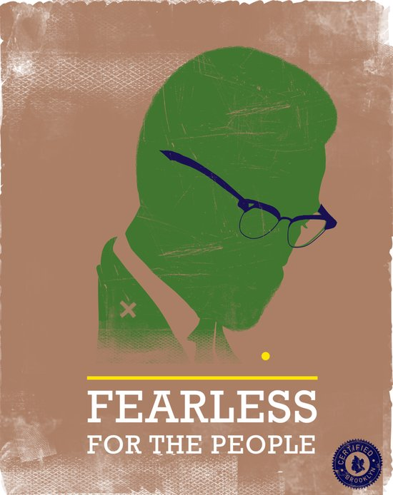 FEARLESS: For The People Art Print