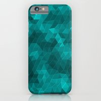 iPhone & iPod Case featuring Kaleidoscope Series Crystal by KRArtwork