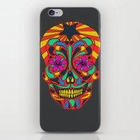 muerto iPhone & iPod Skin