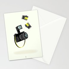 Camera & Film Stationery Cards